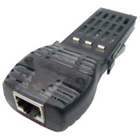 Модуль 1000BASE-T GBIC transceiver module for Category 5 copper wire, RJ-45 connector