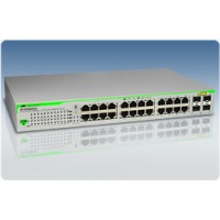 Коммутатор 24x10/100/1000TX port WebSmart switch with 2 SFP combo