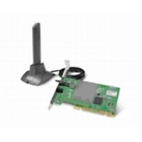 Адаптер 802.11a/b/g Low Profile PCI Adapter; FCC Cnfg