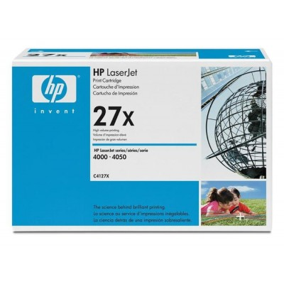 HP картридж к LJ 4000/4050 (10000 pages)
