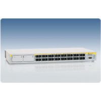 Коммутатор L2+ switch with 16-100FX ports plus 2 expansion slots (US AC power cords)