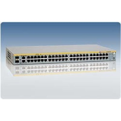 Коммутатор 48 Port Stackable Managed Fast Ethernet Switch with Two 10/100/1000T / SFP Combo uplinks