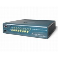 ASA 5505 Appliance with SW, 50 Users, 8 ports, 3DES/AES