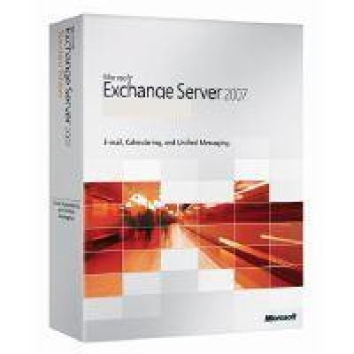 Exchange Svr 2007  Disk Kit mvl dvd w/sp1