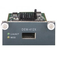 10 Gigabit Ethernet Module with 1 XFP, compatible with DGS-3610-xx series Gigabit switches (without