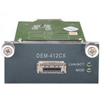 10 Gigabit Ethernet Module with 1 CX4 Port, compatible with DGS-3610-xx series Gigabit switches (wit