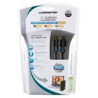 Кабель Monster USB - Advanced High Speed 3.6m dl usb as-12 eu (122180)