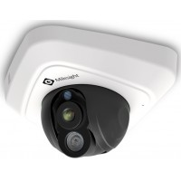 IP-камера Milesight MS-C2682-P, купольная, Mini, SIP, Mic, PoE, ИК, 1.3Мп